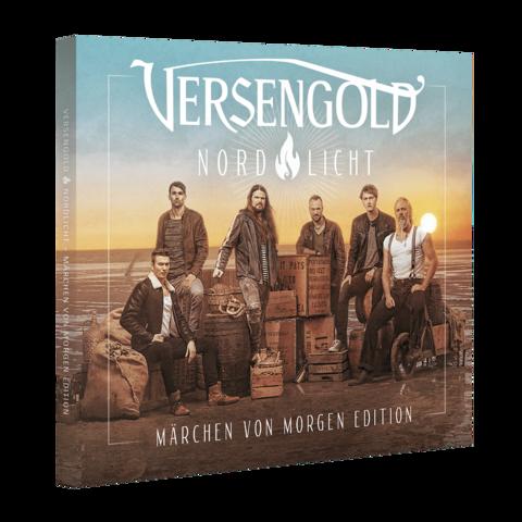 Nordlicht - Märchen Von Morgen Edition (2CD Digipack) von Versengold - CD jetzt im Versengold Shop