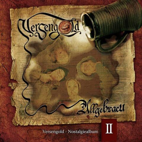 Allgebraeu-Nostalgiealbum II von Versengold - CD jetzt im Versengold Shop