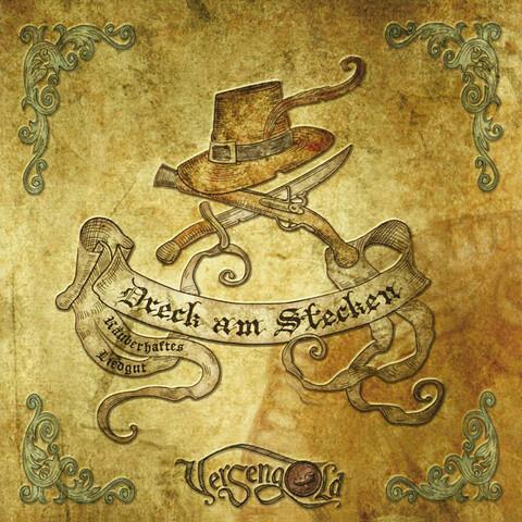 Dreck am Stecken-Räuberhaftes Liedgut (EP) von Versengold - CD jetzt im Versengold Shop