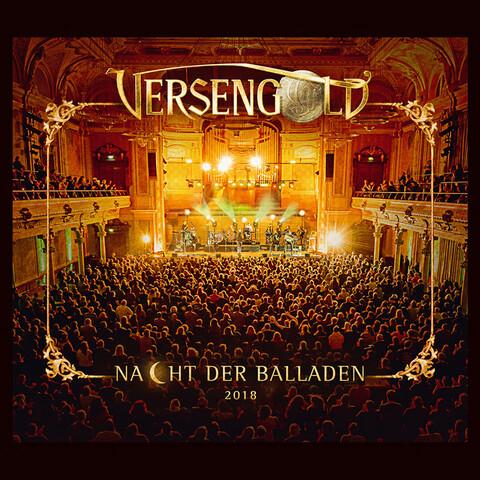 Nacht der Balladen 2018 (Live-Doppelalbum) von Versengold - CD jetzt im Versengold Shop
