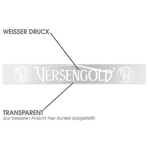 Logo von Versengold - Heckscheibenaufkleber jetzt im Versengold Shop