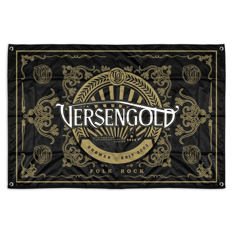 Goldschool von Versengold - Flagge jetzt im Versengold Shop