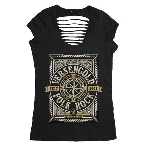 Ein Leben lang von Versengold - Girlie Shirt jetzt im Versengold Shop