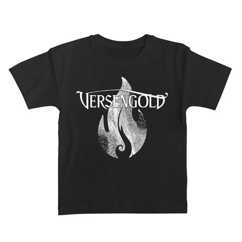 Nordlicht Logo von Versengold - Kinder Shirt jetzt im Versengold Shop