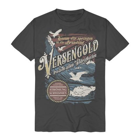 Gegen jede Strömung von Versengold - T-Shirt jetzt im Versengold Shop