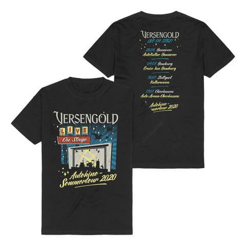 Autokino 2020 von Versengold - T-Shirt jetzt im Versengold Shop