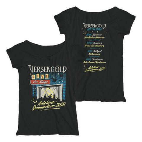 Autokino 2020 von Versengold - Loose Fit Girlie Shirt jetzt im Versengold Shop