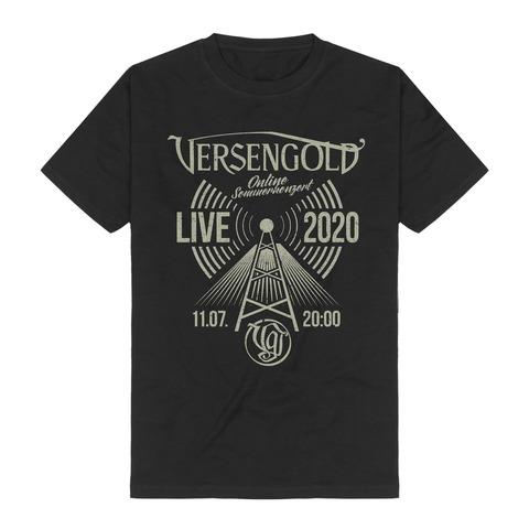 Online Sommerkonzert von Versengold - T-Shirt jetzt im Versengold Shop