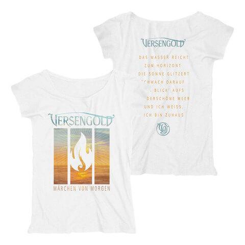 Märchen von morgen von Versengold - Loose Fit Girlie Shirt jetzt im Versengold Shop