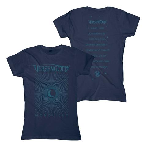 Mondlicht von Versengold - Girlie Shirt jetzt im Versengold Shop