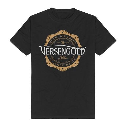Online Geburtstagskonzert von Versengold - T-Shirt jetzt im Versengold Shop