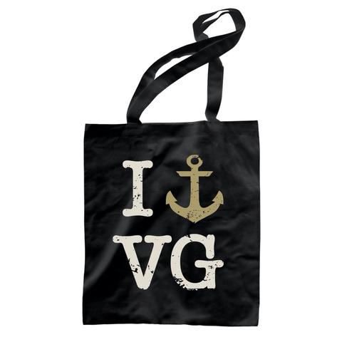 I Love VG von Versengold - Baumwollbeutel jetzt im Versengold Store