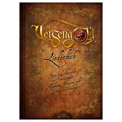 Versengold Liederbuch - Band I von Versengold - Buch jetzt im Versengold Shop