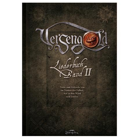 Versengold Liederbuch - Band II von Versengold - Buch jetzt im Versengold Shop